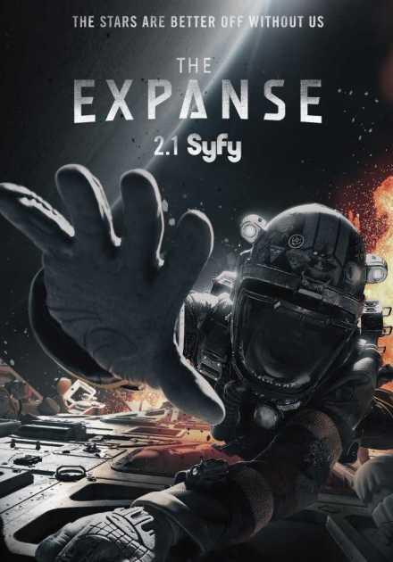 مسلسل The Expanse