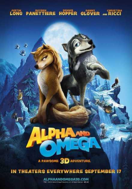 فيلم Alpha and Omega 2010 مترجم