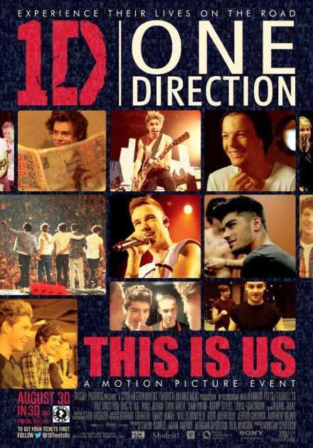 فيلم One Direction This Is Us 2013 مترجم