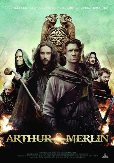فيلم Arthur & Merlin 2015 مترجم
