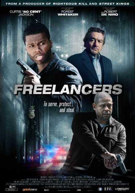 فيلم Freelancers 2012 مترجم