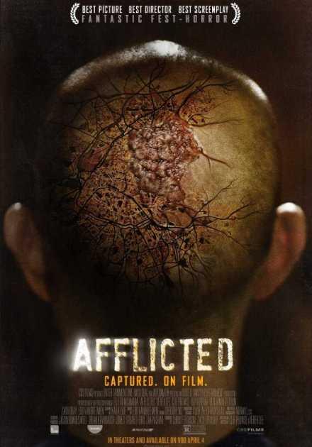 فيلم Afflicted 2013 مترجم