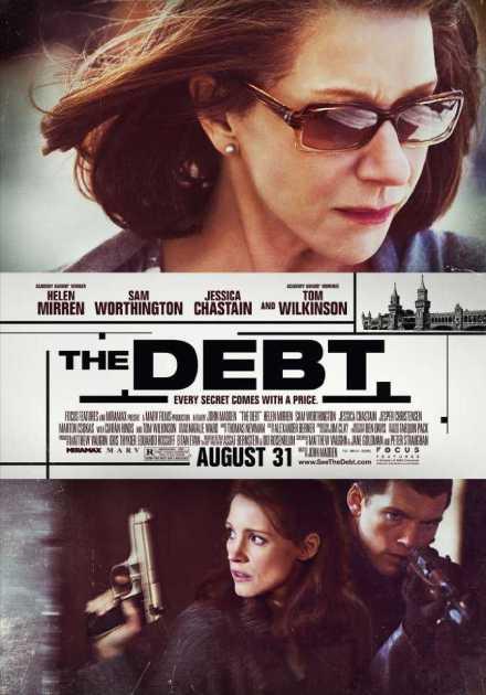 فيلم The Debt 2010 مترجم