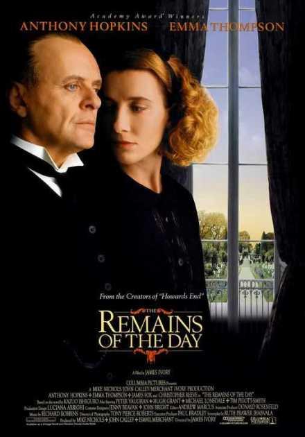 فيلم The Remains Of The Day 1993 مترجم