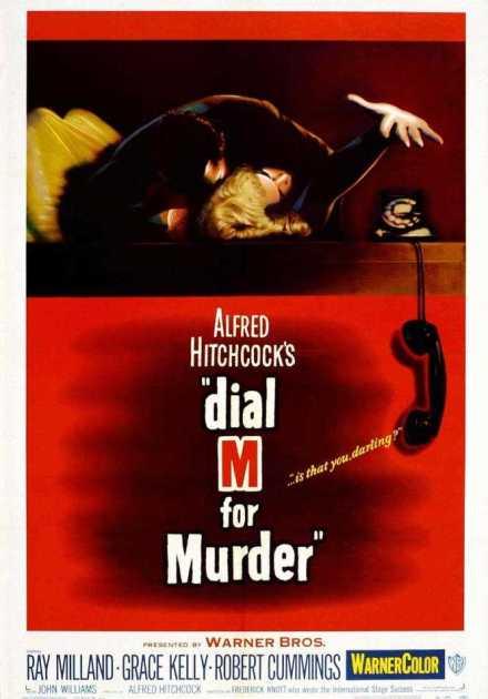 فيلم Dial M For Murder 1954 مترجم