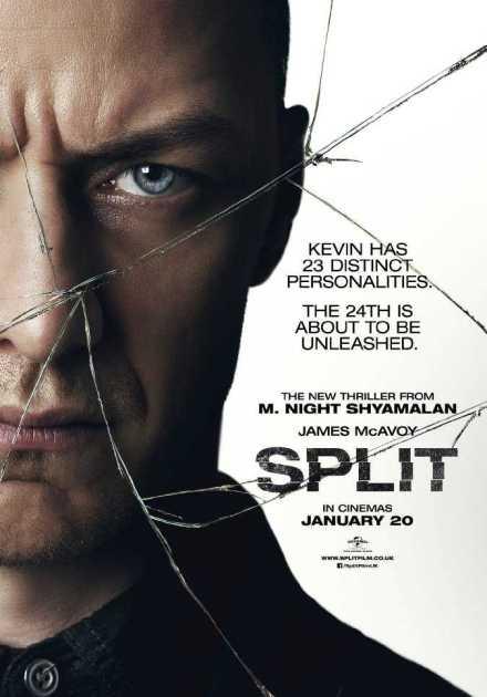 فيلم Split 2017 مترجم