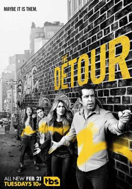 مسلسل The Detour