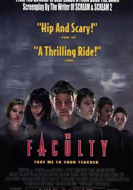 فيلم The Faculty 1998 مترجم