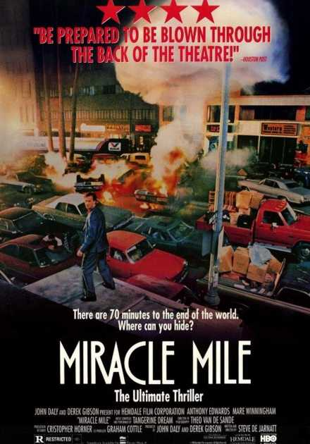 فيلم Miracle Mile 1988 مترجم
