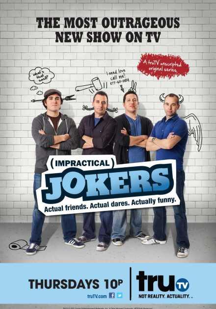 برنامج Impractical Jokers الموسم الثاني