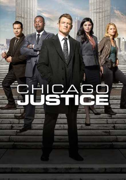 مسلسل Chicago Justice