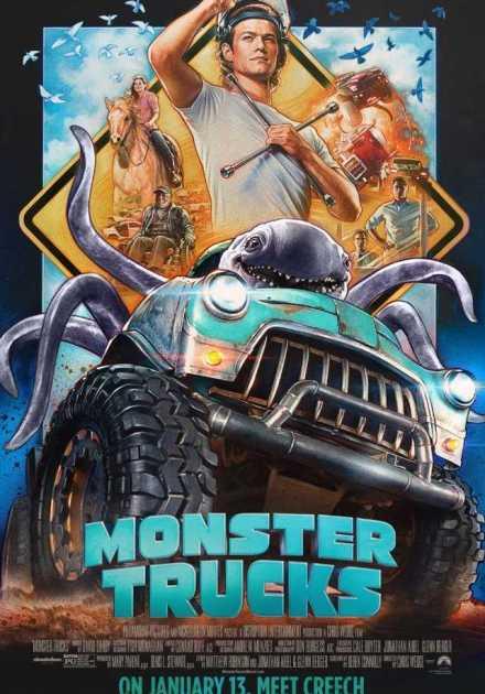 فيلم Monster Trucks 2016 مترجم
