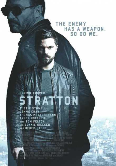فيلم Stratton 2017 مترجم