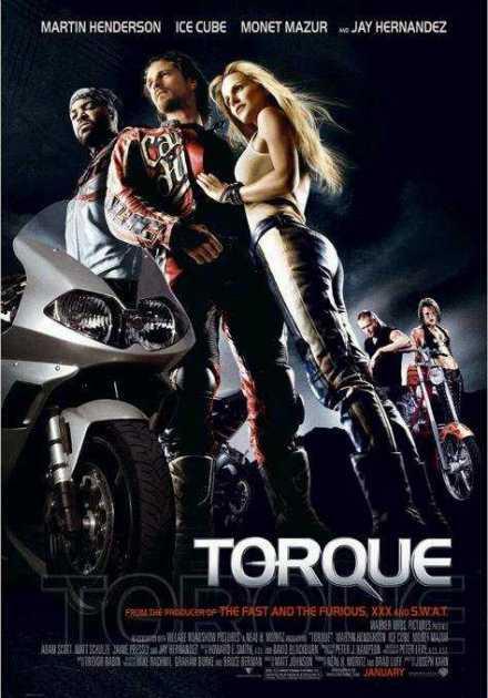 فيلم Torque 2004 مترجم
