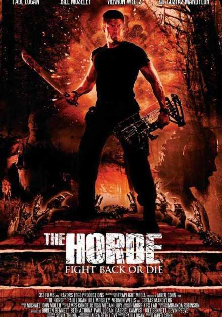 فيلم The Horde 2016 مترجم