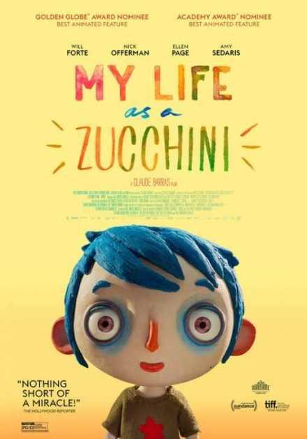 فيلم My Life as a Zucchini 2016 مترجم