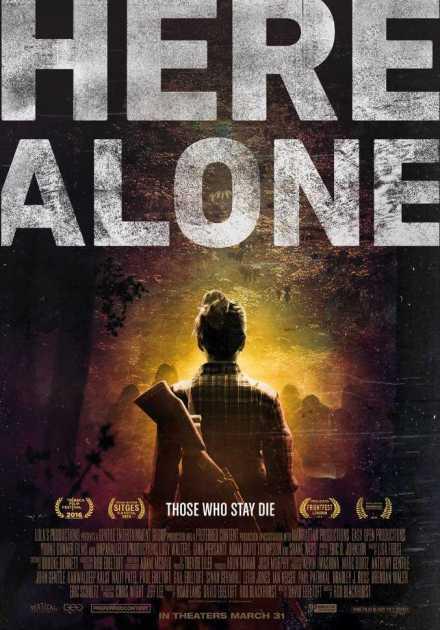 فيلم Here Alone 2016 مترجم