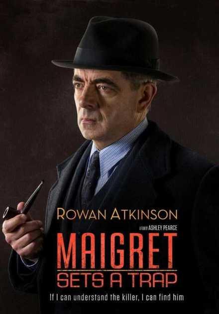 فيلم Maigret Sets a Trap 2016 مترجم