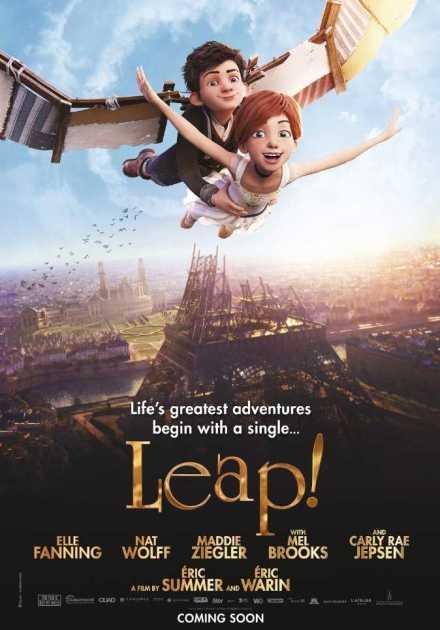 فيلم Leap! 2016 مترجم