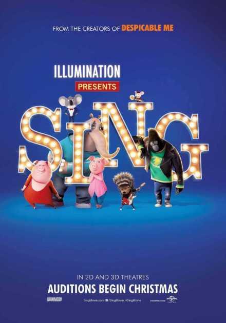 فيلم Sing 2016 مدبلج