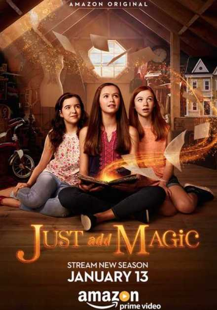 مسلسل Just Add Magic
