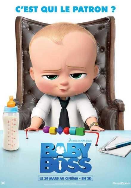 فيلم The Boss Baby 2017 مترجم