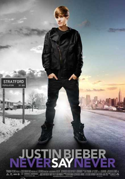 فيلم Justin Bieber Never Say Never 2011 مترجم