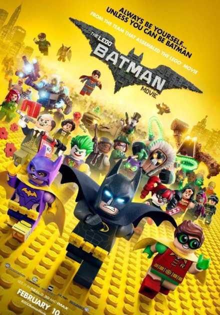 فيلم The LEGO Batman Movie 2017 مترجم