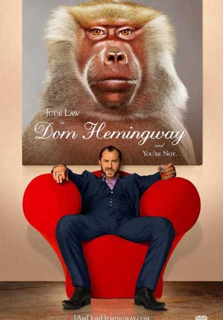 فيلم Dom Hemingway 2013 مترجم