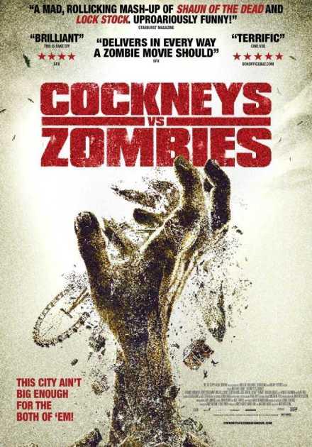فيلم Cockneys vs Zombies 2012 مترجم