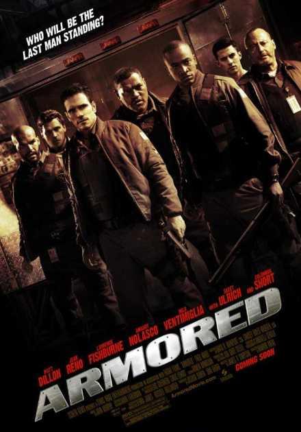 فيلم Armored 2009 مترجم