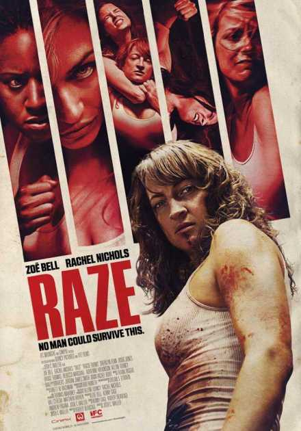 فيلم Raze 2013 مترجم