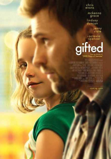 فيلم Gifted 2017 مترجم