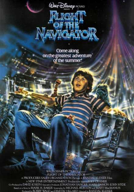 فيلم Flight of the Navigator 1986 مترجم