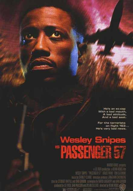 فيلم Passenger 57 1992 مترجم