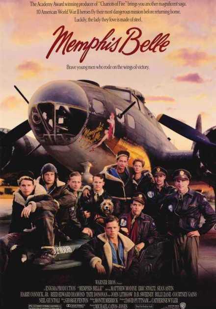 فيلم Memphis Belle 1990 مترجم