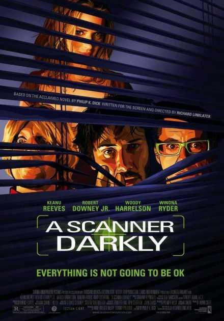 فيلم A Scanner Darkly 2006 مترجم
