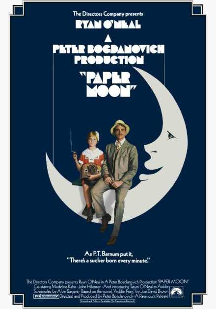 فيلم Paper Moon 1973 مترجم
