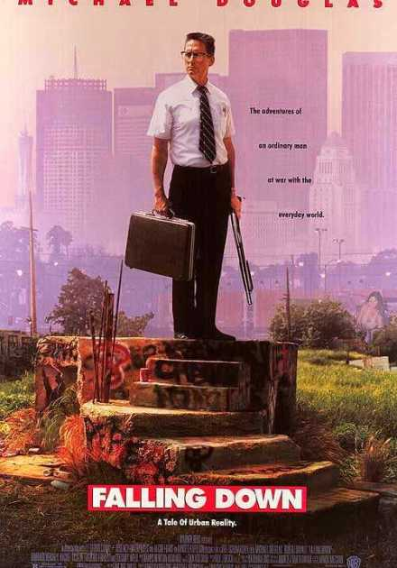 فيلم Falling Down 1993 مترجم