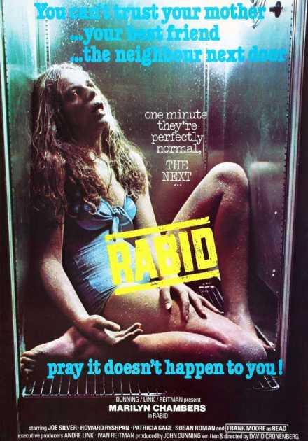 فيلم Rabid 1977 مترجم