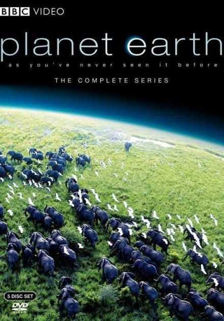 مسلسل Planet Earth الموسم الاول