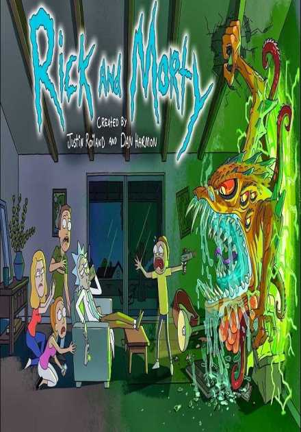 مسلسل Rick and Morty الموسم الثاني