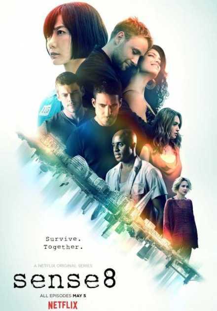 مسلسل Sense8