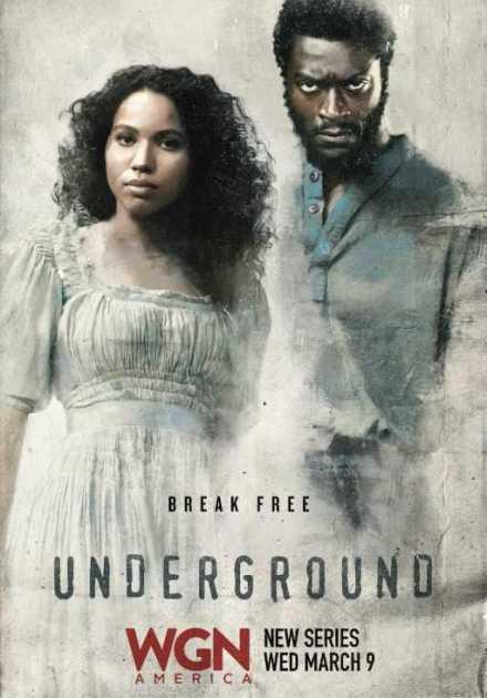 مسلسل Underground