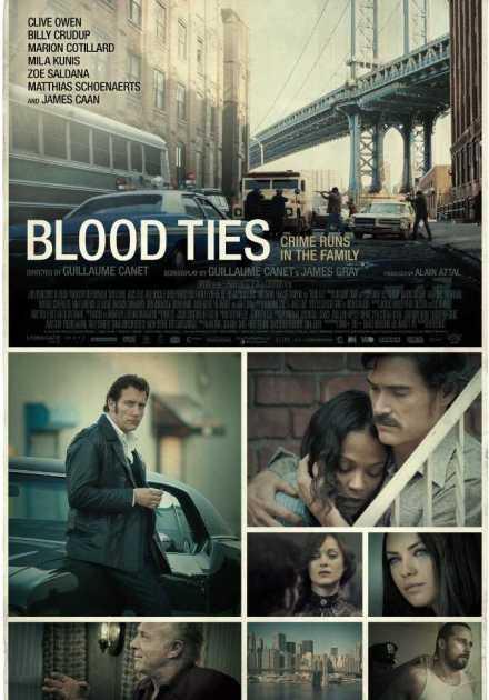 فيلم Blood Ties 2013 مترجم