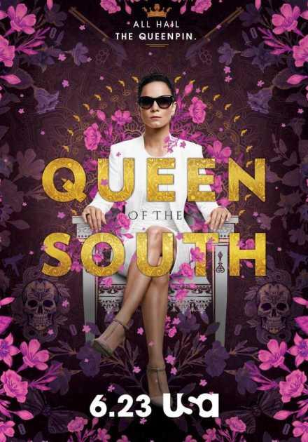 مسلسل Queen of the South الموسم الثاني