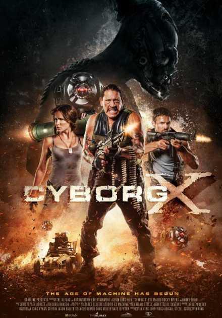 فيلم Cyborg X 2016 مترجم