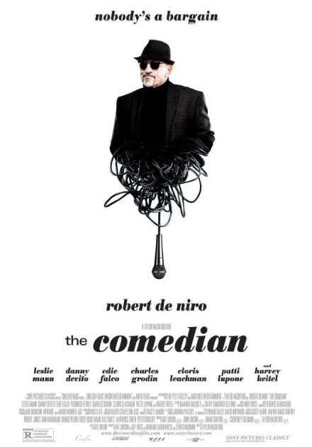 فيلم The Comedian 2017 مترجم