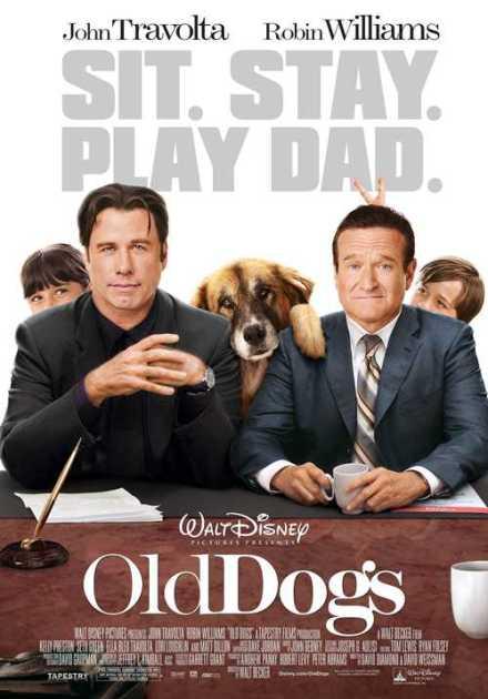 فيلم Old Dogs 2009 مترجم