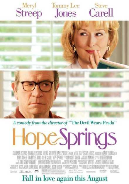 فيلم Hope Springs 2012 مترجم